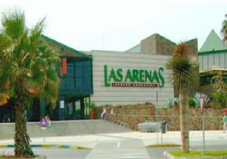 Centro Comercial Las Arenas_1