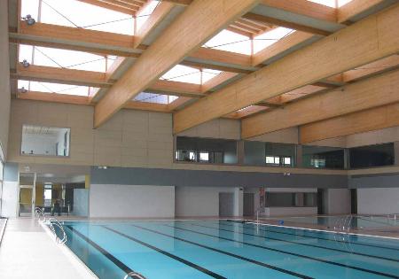 Grado instalaciones s l complejo deportivo el mayorazgo - Complejo deportivo el mayorazgo ...